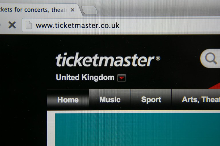 Ticketmaster Secretly Aligns with Scalpers: Report