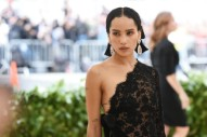 Zoe Kravitz to Star in Disney's <i>High Fidelity</i> TV Adaptation