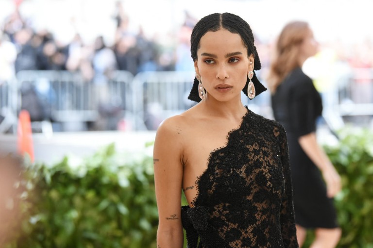 Zoe Kravitz to Play the John Cusack Role in 'High Fidelity' TV Show