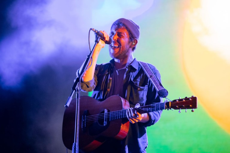 Fleet Foxes at Greenman Festival 2018
