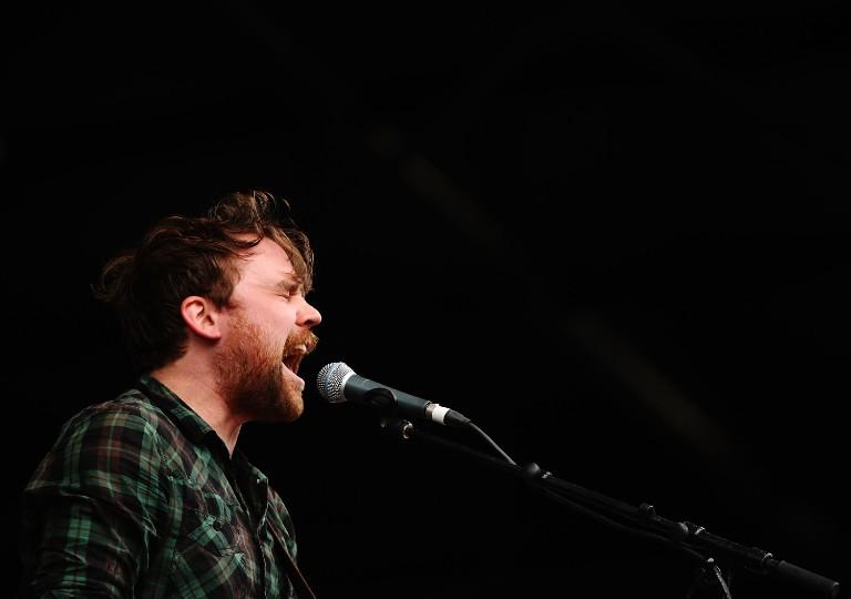 Scott Hutchison Frightened Rabbit Tribute Concert Brooklyn