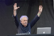 Giorgio Moroder Is Touring For the First Time, Will Play Along With Videos of Donna Summer