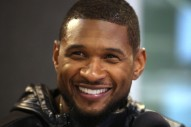 "Stream Usher's New Surprise Project <i>""A""</i>"