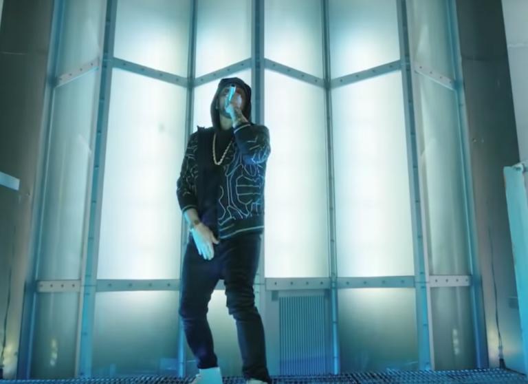 Eminem Venom Jimmy Kimmel Live Empire State Building