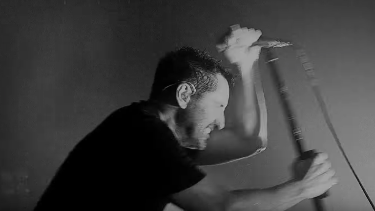 Nine Inch Nails Ahead of Ourselves Tour Video Watch
