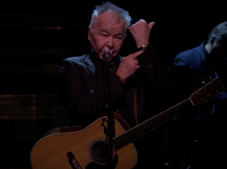 John Prine The Tonight Show Starring Jimmy Fallon Performance