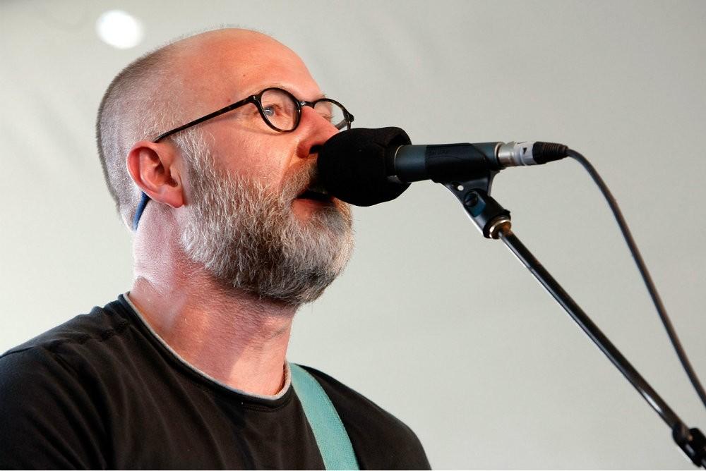 """Bob Mould Announces New Album """"Sunshine Rock"""""""