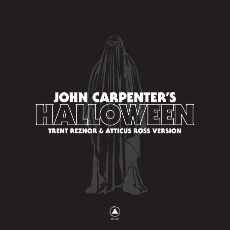 "Trent Reznor and Atticus Ross Release 12"" of 'Halloween' Score Cover"