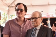 Where the Hell Did That Ennio Morricone Quote About Quentin Tarantino Come From?