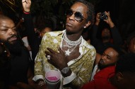 "Here are the Lyrics to Young Thug's ""The London"""