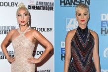 lady gaga katy perry dr luke allegations old texts kesha tweet