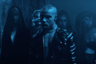 "Vic Mensa Announces New EP <i>Hooligans</i>, Shares ""Dark Things"" Video"
