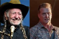 """Stream Willie Nelson and Josh Homme's """"Cruel Cruel World"""" Recordings From <i>Red Dead Redemption 2</i>"""