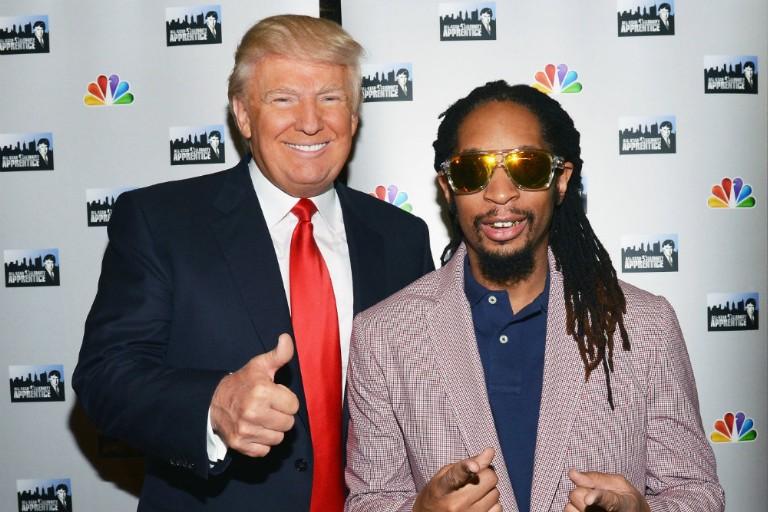 Trump Forgot Who 'Celebrity Apprentice Star' Lil Jon Was When Asked