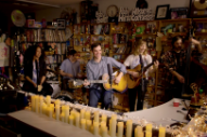 Watch Dirty Projectors' Tiny Desk Concert for NPR Music