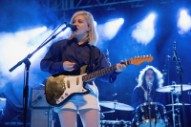 "Watch Alvvays Cover Devo's ""Freedom of Choice"" in Toronto"