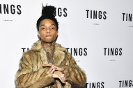 Here's Swae Lee Practicing the National Anthem