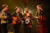 "Watch Mumford & Sons Perform ""Delta"" and ""Guiding Light"" on <i>SNL</i>"