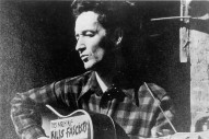 Listen to a Lost Woody Guthrie Song From 1954