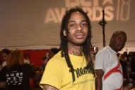 Valee Raps About <i>Borat</i> on New Song With Lil Yachty