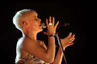 """Listen to Robyn Cover Wham!'s """"Last Christmas"""" on BBC's Live Lounge"""
