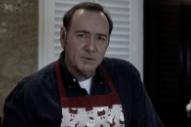 Kevin Spacey Breaks Silence in Strange Video, Faces Charge for Alleged Sexual Assault