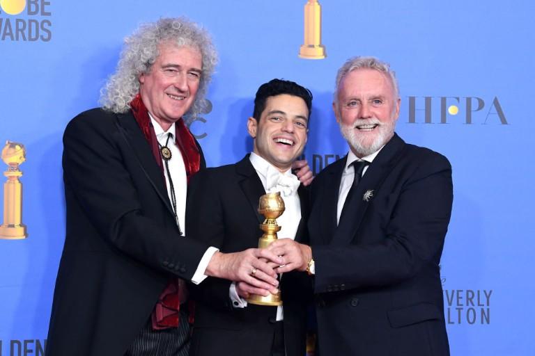 Bohemian Rhapsody, Golden Globes, Rami Malek