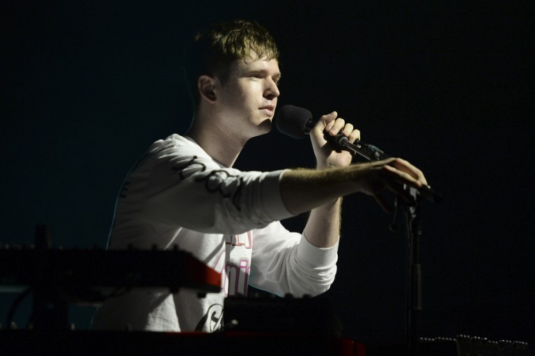 YoungArts And III Points Presents James Blake On The YoungArts Campus