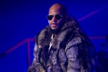 r kelly sony rca record label dropped
