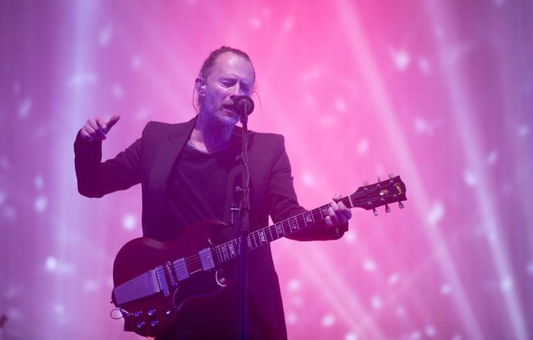 Radiohead Ill Wind Moon Shaped Pool Listen