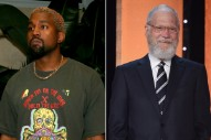 Kanye West to Appear on David Letterman's Netflix Series