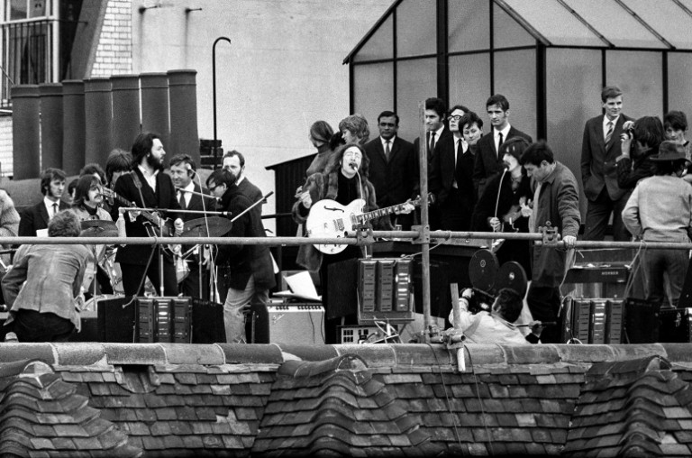 The Beatles Peter Jackson Documentary Let It Be