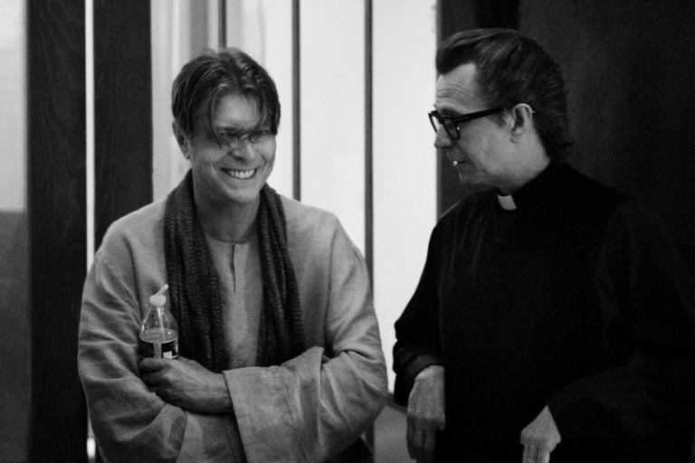 Gary Oldman Narrates David Bowie Is... App