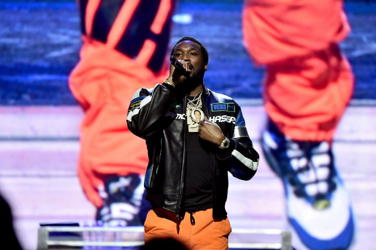 Man Shot at Meek Mill Concert Drops Lawsuit