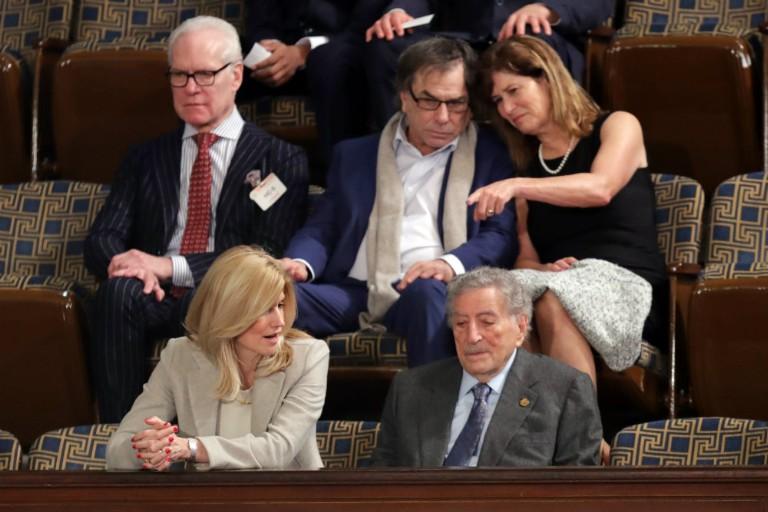 Grateful Dead's Mickey Hart Shows Up to Nancy Pelosi's Speakership Swearing In