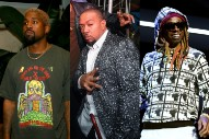 Kanye Reportedly Working on New Album With Lil Wayne, Timbaland, Migos