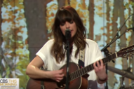 Watch Hop Along Play Three Songs on <i>CBS This Morning</i>