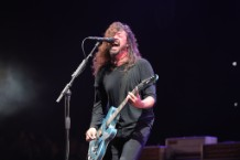 Dave Grohl Foo Fighters Injury Postponed Shows