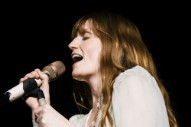 Florence + The Machine Set To Tour With Perfume Genius, Blood Orange, Christine and the Queens