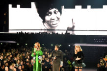 Aretha Franklin Grammys 2019 Tribute Fantasia Yolanda Adams Andra Day