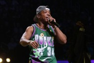 Ja Rule's Incredible NBA Halftime Performance Is Only His Second-Biggest Recent Disaster