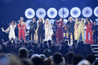 Grammys 2019: Watch Dolly Parton Perform With Katy Perry, Little Big Town, Maren Morris, Miley Cyrus, and Kacey Musgraves