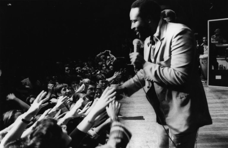 marvin gaye lost 1972 album you're the man motown