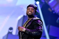 NYPD Commander Investigated For Allegedly Threatening 50 Cent's Life