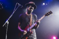 "Watch Gary Clark Jr. Perform ""Pearl Cadillac"" and ""This Land"" on <i>SNL</i>"