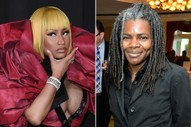 """Nicki Minaj Does Not Want to Pay Tracy Chapman for Sampling """"Baby Can I Hold You"""""""