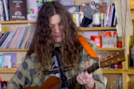 Watch Kurt Vile's Casually Charming Tiny Desk Concert Performance