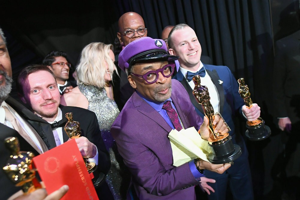 Spike Lee Roasts 'Green Book' After It Won the Best Picture Oscar