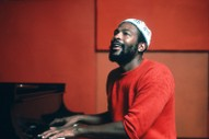 Stream Marvin Gaye's Lost 1972 Album <i>You're The Man</i>