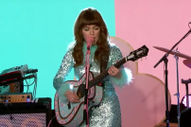 Stream Jenny Lewis' New Album <i>On the Line</i> and Watch Her Perform on <i>Kimmel</i>